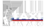 Logo Taxi Mataró blanco